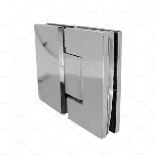 RGW A-2111CP петля стекло-стекло 180°, сталь