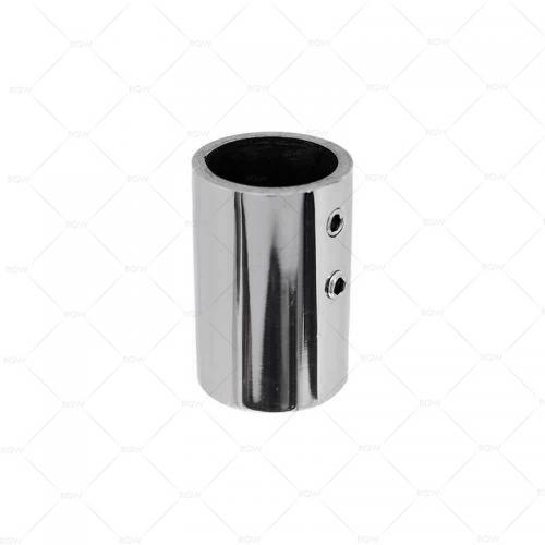 RGW S-1122-19CP соеденитель труба-стена, хром